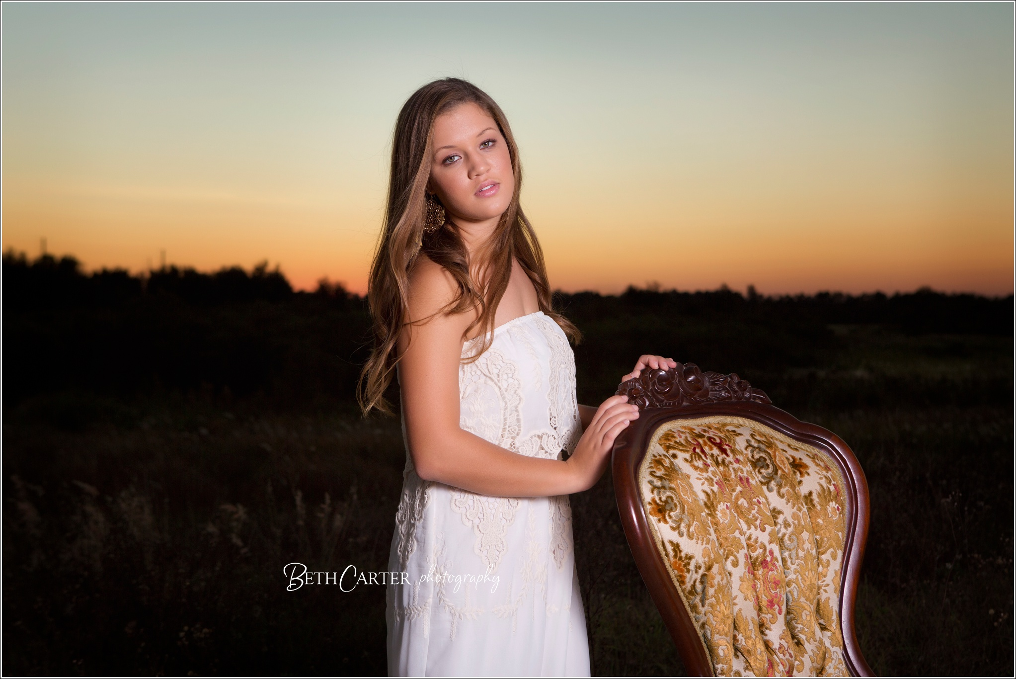 Madison [Lakeland High School Senior Photography]