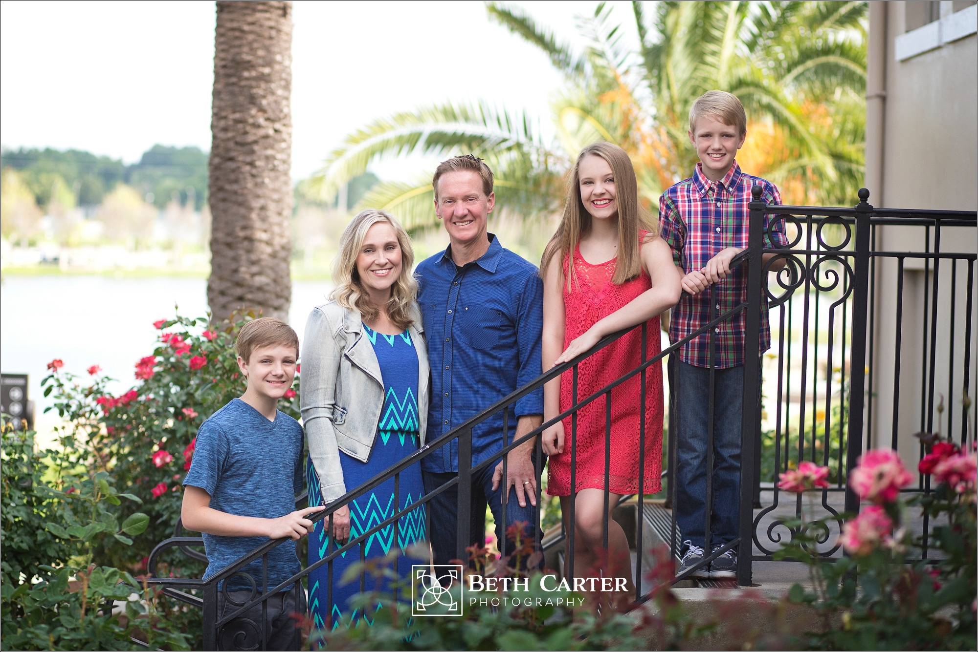 The 'S' family [Lakeland family photography]